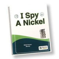 I Spy A Nickel - Cover
